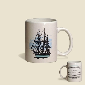 Mug: USS Constellation History